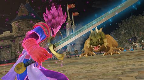 Dragon Quest Heroes review   Polygon