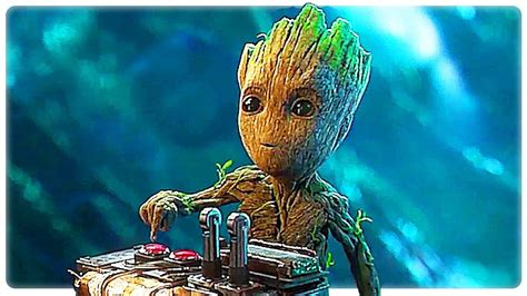 Guardians of the Galaxy 2 Baby Groot Best Funny Movie
