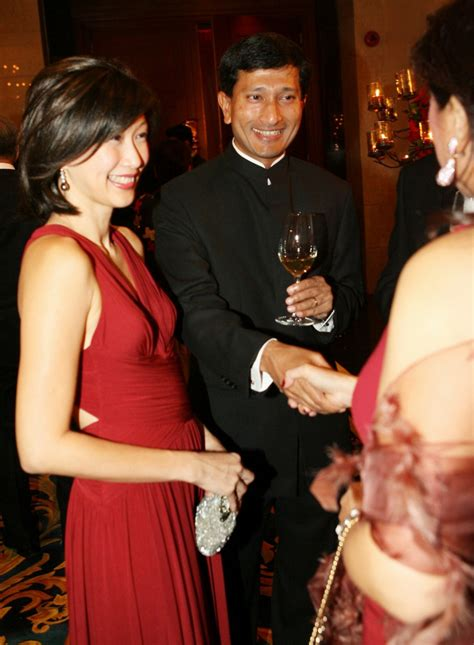 Minister Vivian Balakrishnan on what happiness is all