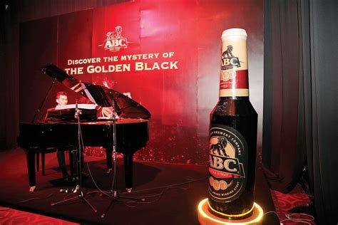 ABC Extra Stout Launches New Bottle At Mystery Event