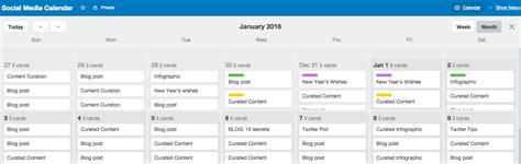 Why You Need A Social Media Calendar And How To Create One