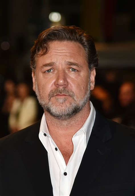 Russell Crowe - Russell Crowe Photos - 'The Nice Guys