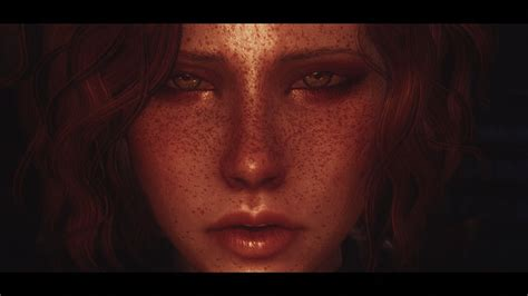 The Faces of Skyrim portraits are beautiful - VG247