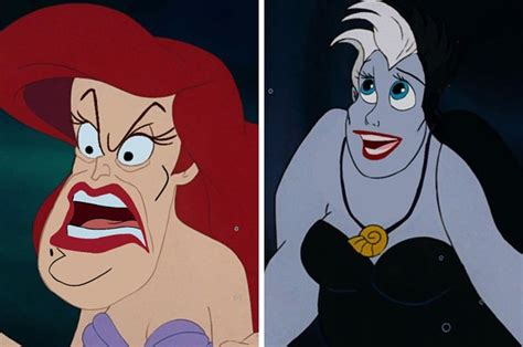 This Is What Disney Heroes And Villains Look Like With