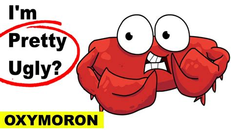 Learn English Words - OXYMORON - Meaning, Vocabulary