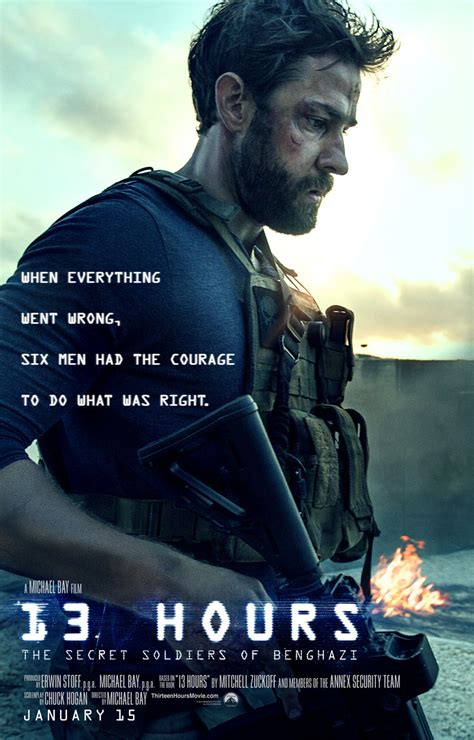 13 Hours: The Secret Soldiers of Benghazi | On DVD | Movie