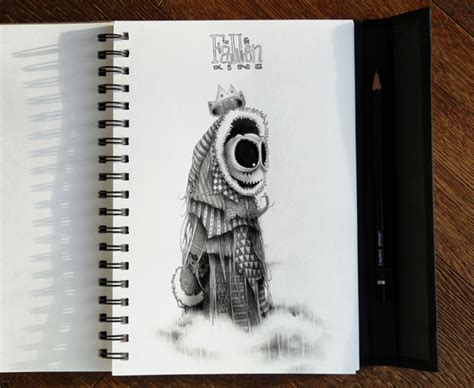 astelvio: Awesome Sketchbook Drawings and Illustrations by