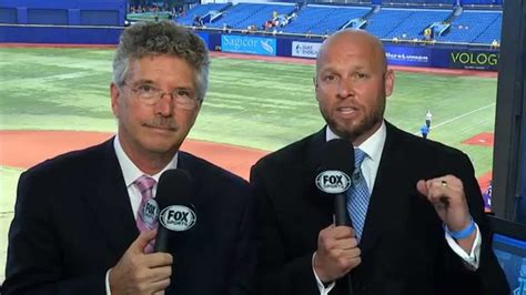 Dewayne Staats and Brian Anderson on Rays' spring
