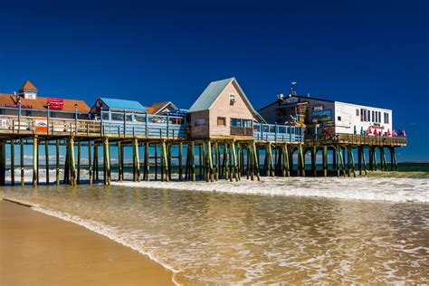 Old Orchard Beach   Amtrak Downeaster