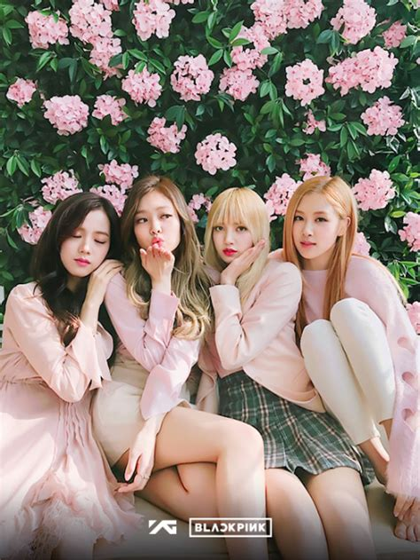 Blackpink Member Profile Real Name,Stage Name, Height