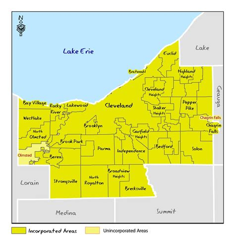 Cuyahoga County, Ohio (With images) | Cuyahoga county