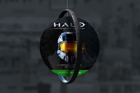 Halo Master Chief Collection Release / Retail Displays on