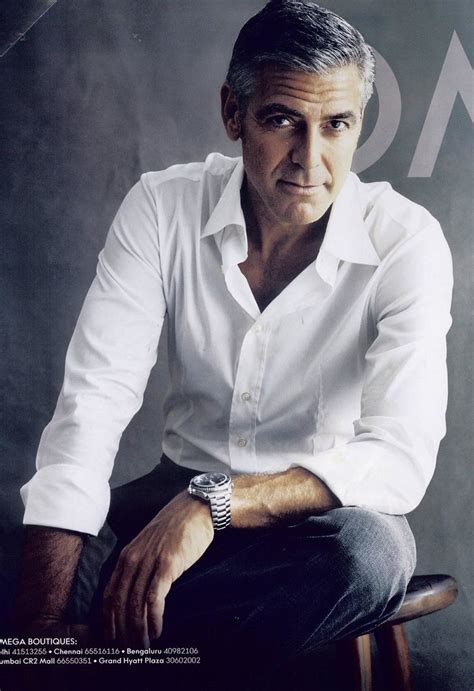 omega george clooney lighting   Inspirations from Vogue
