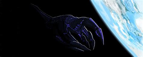 The Reapers arrive on Earth - Mass Effect by VICTORIA