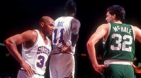 Charles Barkley still thinks Kevin McHale is the best