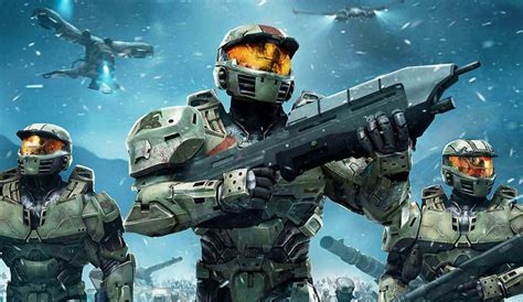 Halo: The Master Chief Collection's Full Lineup of Games