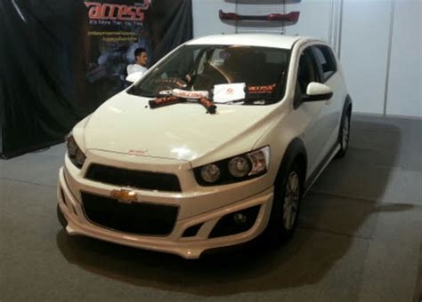 The Body Kit (and Lip) Thread - Page 6 - Chevy Sonic
