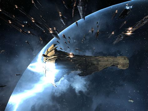EVE Online Free Players Are About To Get A Lot More Stuff