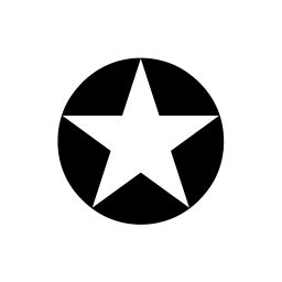 Circled White Star Smiley Face Unicode Character U+272A