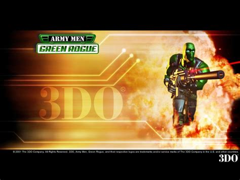 Army Men Green Rogue / Omega Soldier image - Mod DB