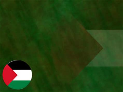 Palestine Flag 02 PowerPoint Template