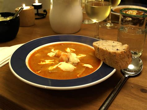 Fischsuppe – Wiktionary