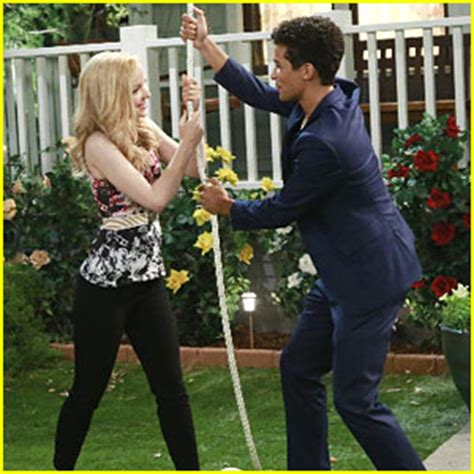 Jordan Fisher & Audrey Whitby Guest Star on Tonight's 'Liv